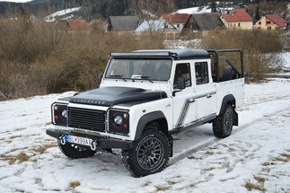 Land Rover Defender 130 pick up 2,4Tdci
